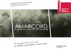 amarcord la biennale di venezia archivio storico delle arti contemporanee